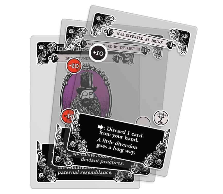 Gloom! Card Game (2nd Edition) - Red Rock Games