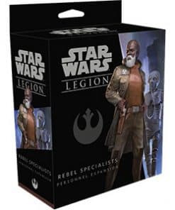 Star Wars Legion: Rebel Specialists Personnel Expansions