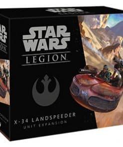 Star Wars Legion: X-34 Landspeeder Unit Expansion