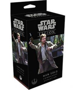 Star Wars Legion Han Solo Commander Expansion